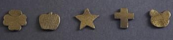Mini Charm < Mincle Bronze >