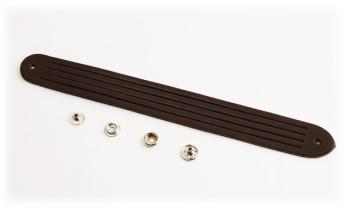 Mystery Braid Leather Bracelet Kit - 5 Strands(M) - Tanned Leather(5 pcs)