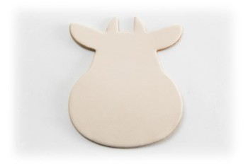Silhouette Leather Kit < Cow Head > LC Tooling Leather Standard(5 pcs)