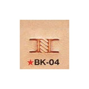 SS Stamp (Stainless Steel) BK-04