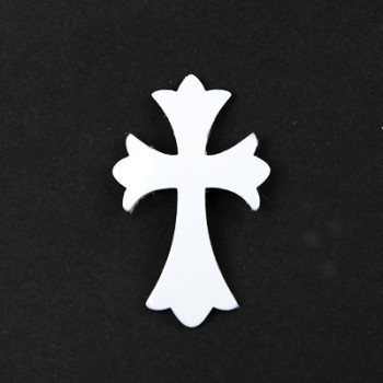 Charms <Enamel> Long Cross (small)