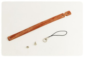 Leather Strap Loop Type - Hermann Oak Tooling Leather(50 sets)