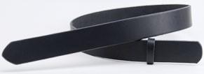 LC Tooling Leather Standard Belt Blanks  H105cm x W3.5cm