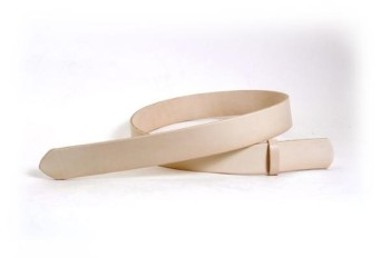 LC Tooling Leather Standard Belt Blanks H130cm x W4.0cm
