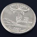 Montana State Quarter