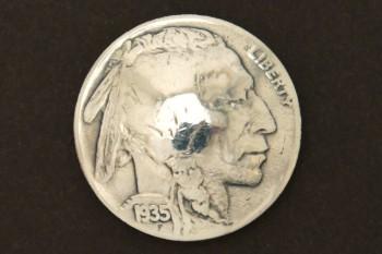 U.S. Nickel  Indian (Grade A) <Loop Back>(1 pc)