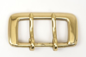 Double Prong Buckle 35BR(Flat)