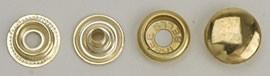 Snap Fastener - Brass Plating - Small