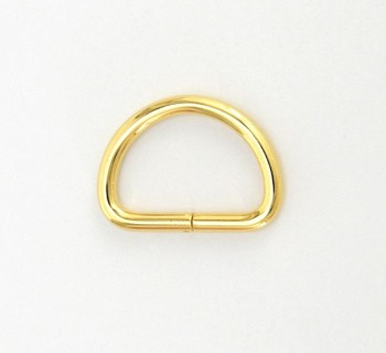 D Ring - 21 mm - Gold