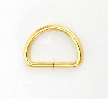 D Ring - 24 mm - Gold