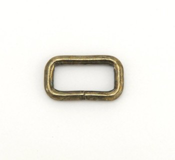 Strap Keeper Loops - 18 mm - Antique