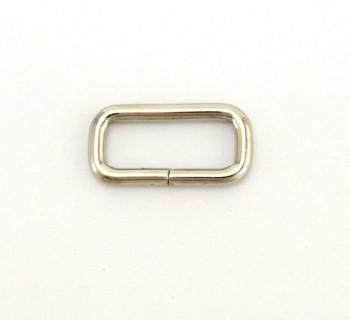 Strap Keeper Loops - 21 mm - Nickel