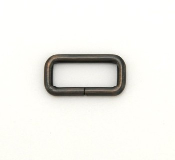 Strap Keeper Loops - 21 mm - Copper