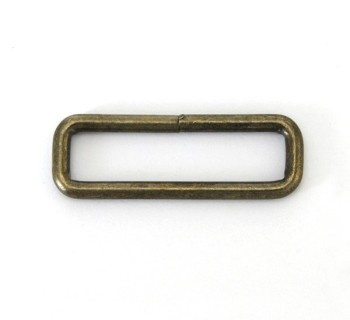 Strap Keeper Loops - 35 mm - Antique