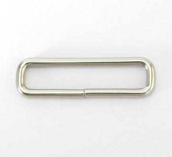 Strap Keeper Loops - 40 mm - Nickel
