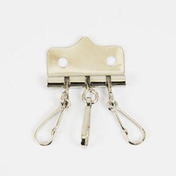 Three Keychains N