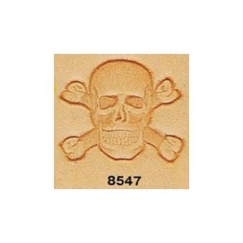 Pictorial Stamp(Skull & Crossbones 2)