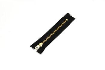 Zipper #3 10 cm - Gold