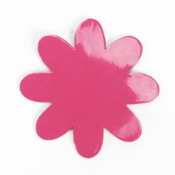 Antique Flower Charm L<Enamel>Gerbera
