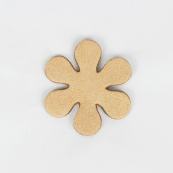 Antique Flower Charm M <Backing Charm> Psychedelic