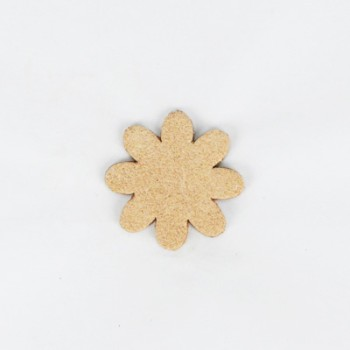 Antique Flower Charm S <Backing Charm>Gerbera