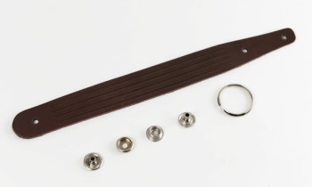 Braided Cell Phone Strap Kit - LC Leather Glazed Standard