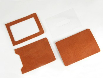 Pass Case Kit - Hermann Oak Harness Leather