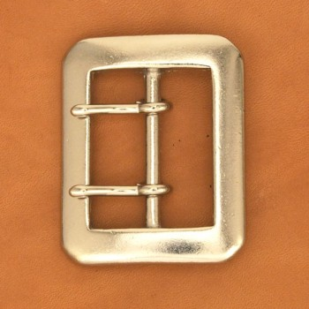 Double Prong Buckle 40 Matte N