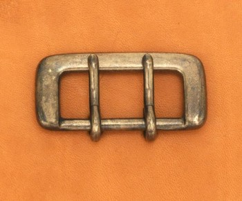 Strap Buckle Double Prong 35AGN