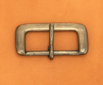 Strap Buckle Single Prong 35AGN