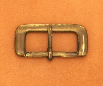 Strap Buckle Single Prong 35AGB