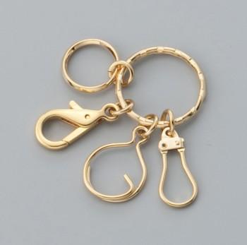 Four key Rings - Gold