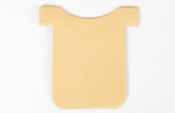 LC M Long Wallet Kit - Hermann Oak Leather - Card Pocket