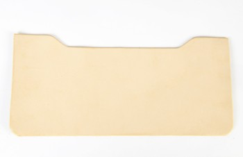 LC M Long Wallet Kit - Tooling Leather Himeji - Bill Pocket