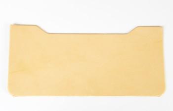 LC M Long Wallet Kit - Hermann Oak Leather - Bill Pocket