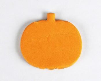 Halloween Charm <Jack-o'-lantern Backing Charm>