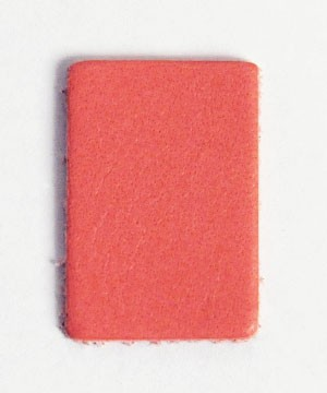 Leather Label (Square Shape S) - Various Color Leather(25 pcs)
