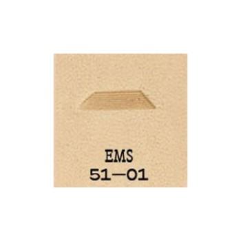 <EMS Stamp>Leaf Liner (Narrow) 51-01