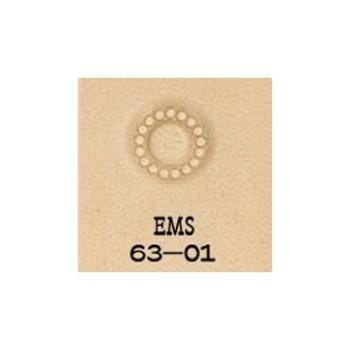 <EMS Stamp>Flower Center 63-01