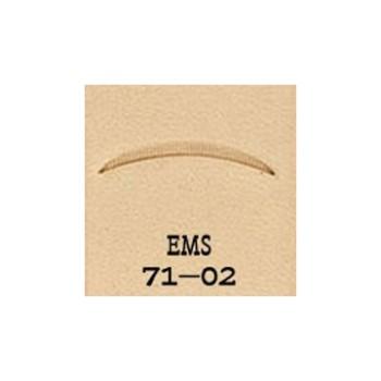 <EMS Stamp>Veiner 71-02