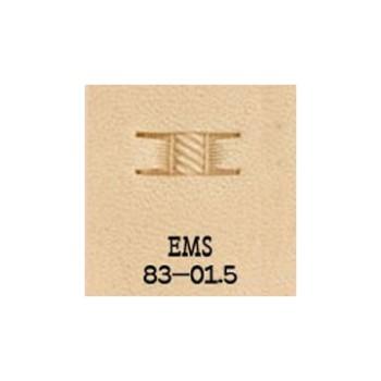 <EMS Stamp>Basketweave 83-01.5