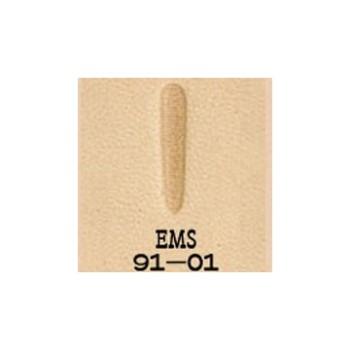 <EMS Stamp>Thumbprint (S) 91-01