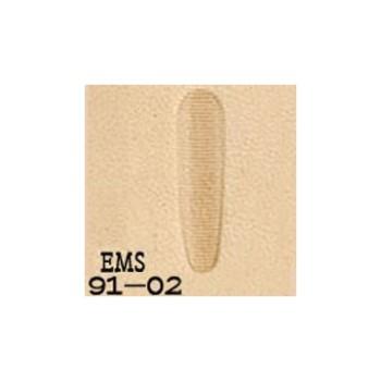 <EMS Stamp>Thumbprint (M) 91-02