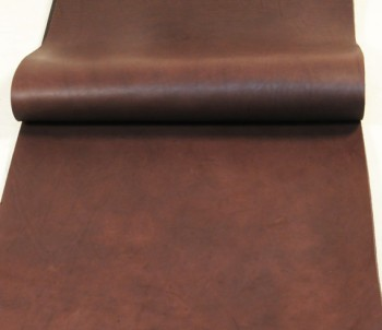 Leather cut in 60cm width, LC Tooling Leather Standard <Dark Brown>