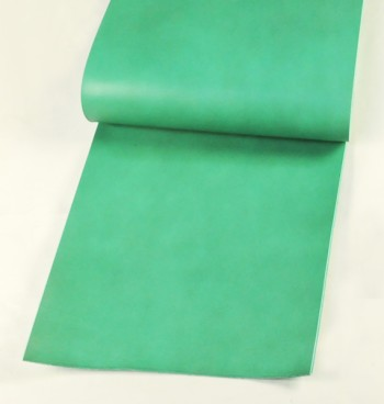 Leather cut in 30cm width, LC Premium Dyed Leather Struck Through <Turquoise>
